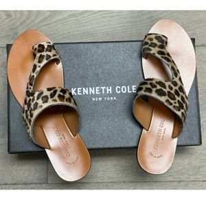 Kenneth Cole New York Palm Flat Toe Loop Sandal